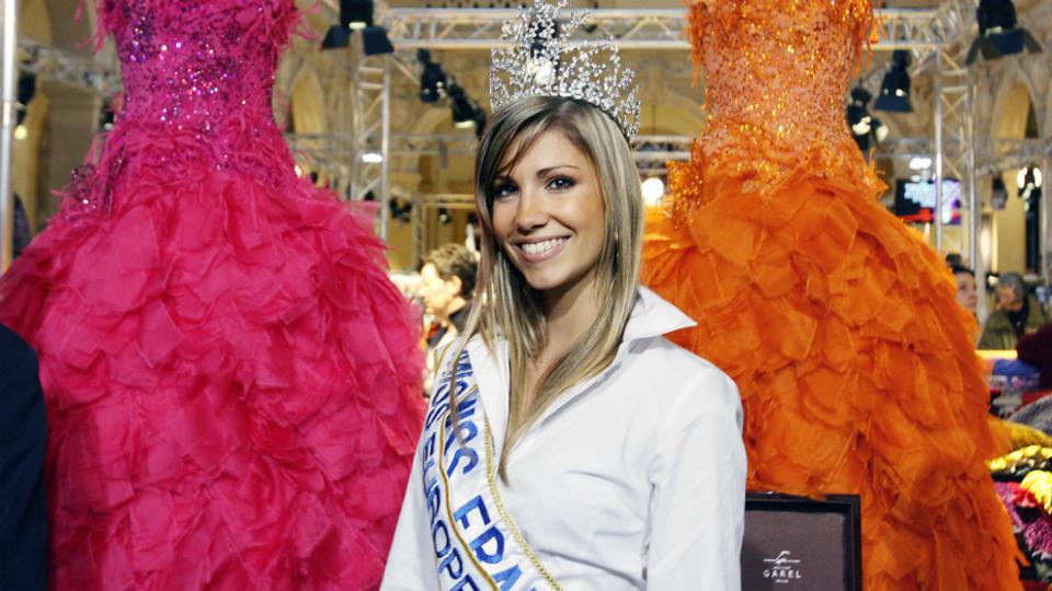 Alexandra Rosenfeld, Miss France 2006.