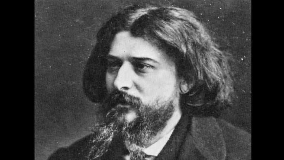 1897 : mort d'Alphonse Daudet, romancier et conteur français [Public domain, via Wikimedia Commons]