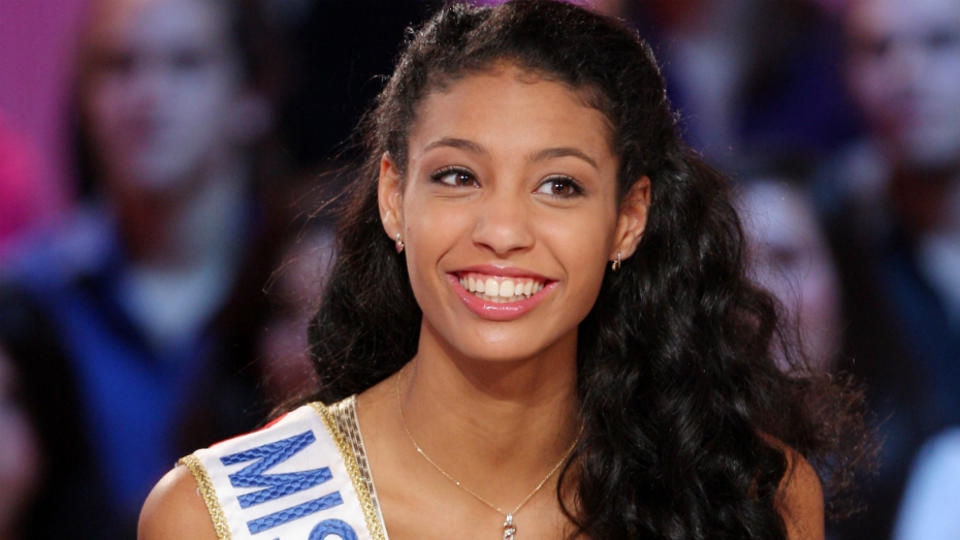 Chloé Mortaud, Miss France 2009.