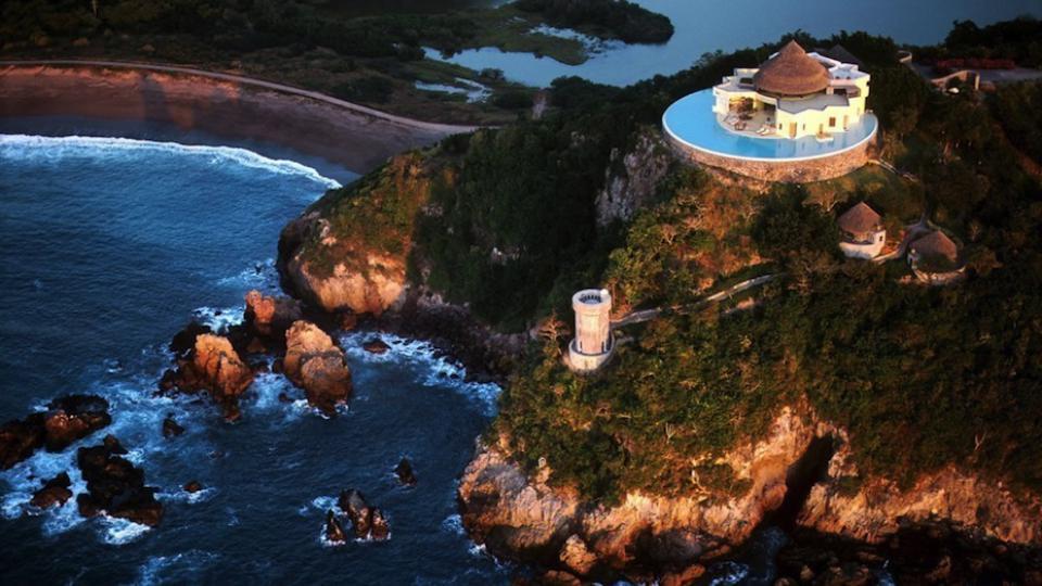 Les 10 Plus Belles Piscines D Hotel Du Monde Www Cnews Fr