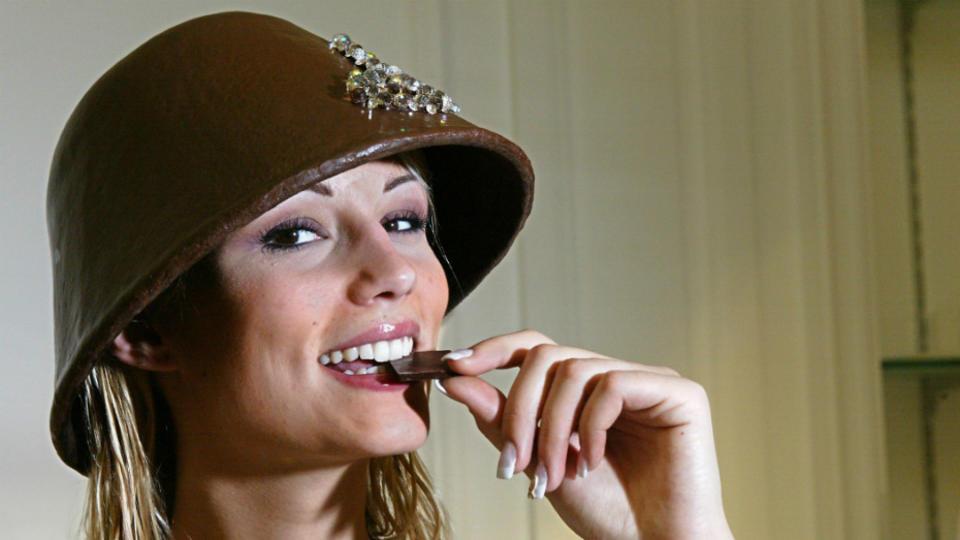 Élodie Gossuin Miss France 2001.
