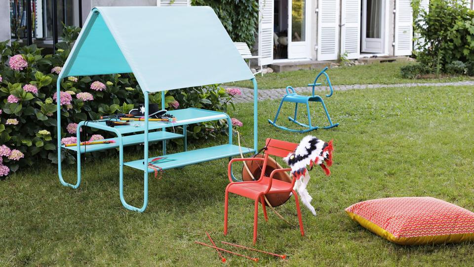 shopping d co 20 meubles et accessoires pour une ambiance estivale. Black Bedroom Furniture Sets. Home Design Ideas