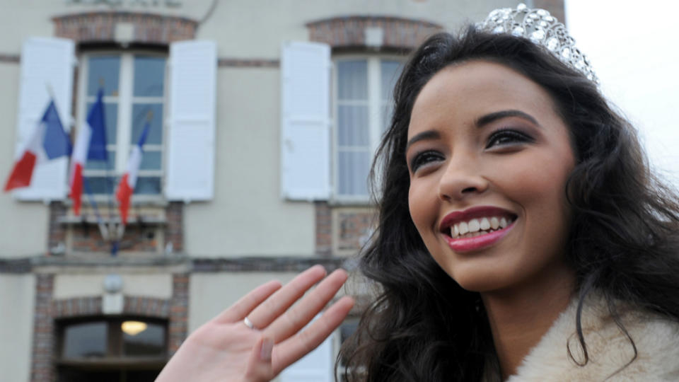 Flora Coquerel, Miss France 2014.