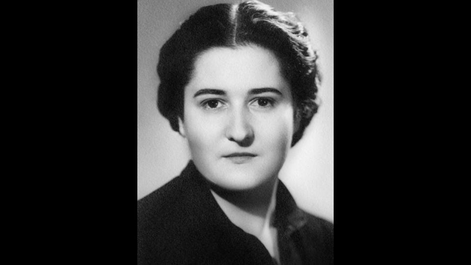 Françoise Dolto.
