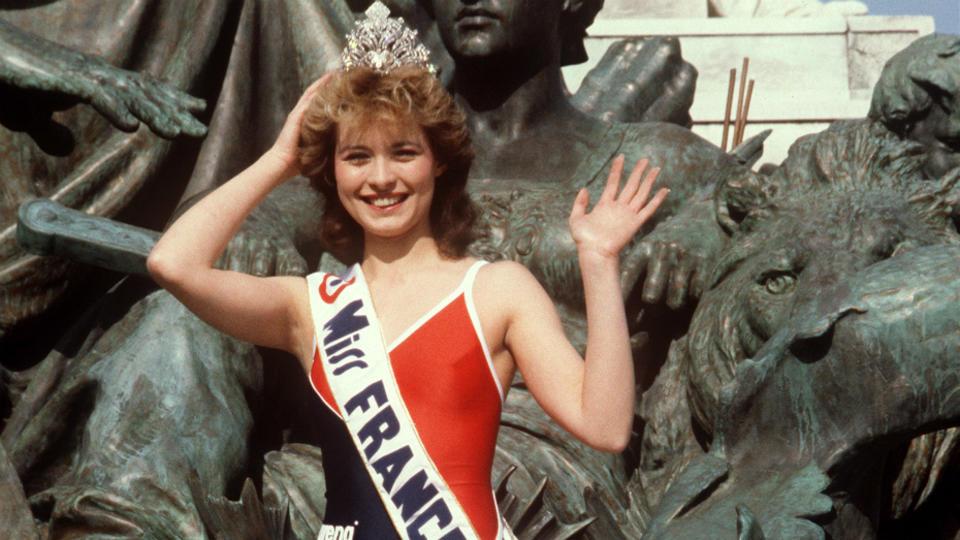 Frédérique Leroy, Miss France 1983.