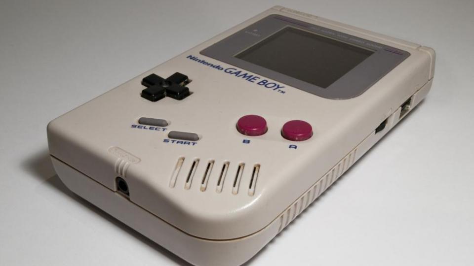 Une Game Boy