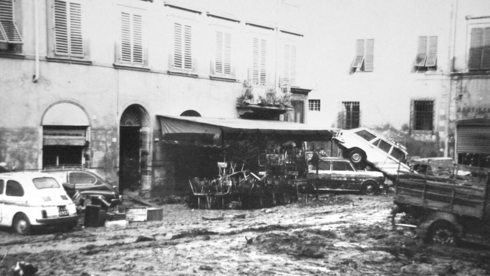 Inondations de 1966 à Florence