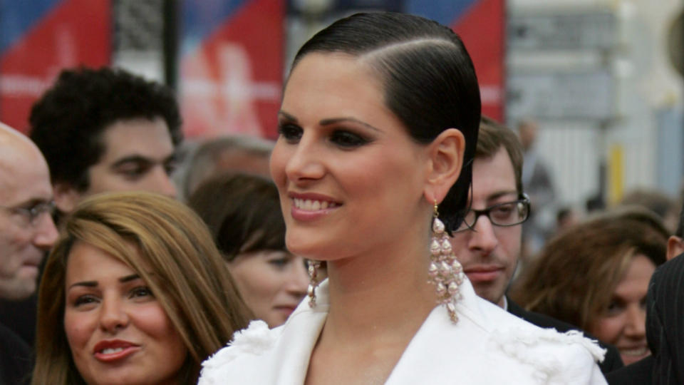 Lætitia Bléger, Miss France 2004.