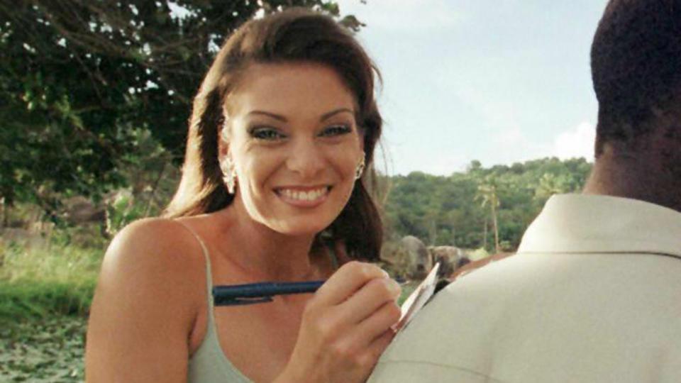 Laure Belleville, Miss France 1996.