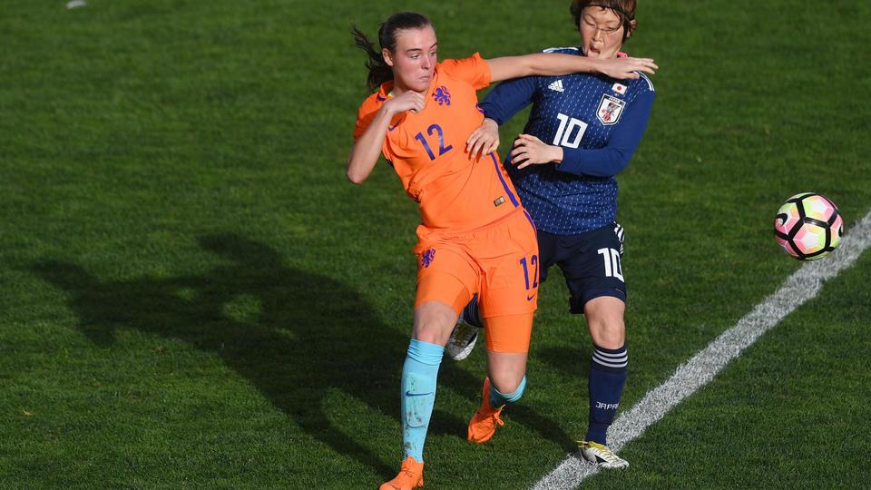Lieke Martens (Pays-Bas). A 26 ans, Lieke Martens est l'une des nouvelles stars du football féminin.