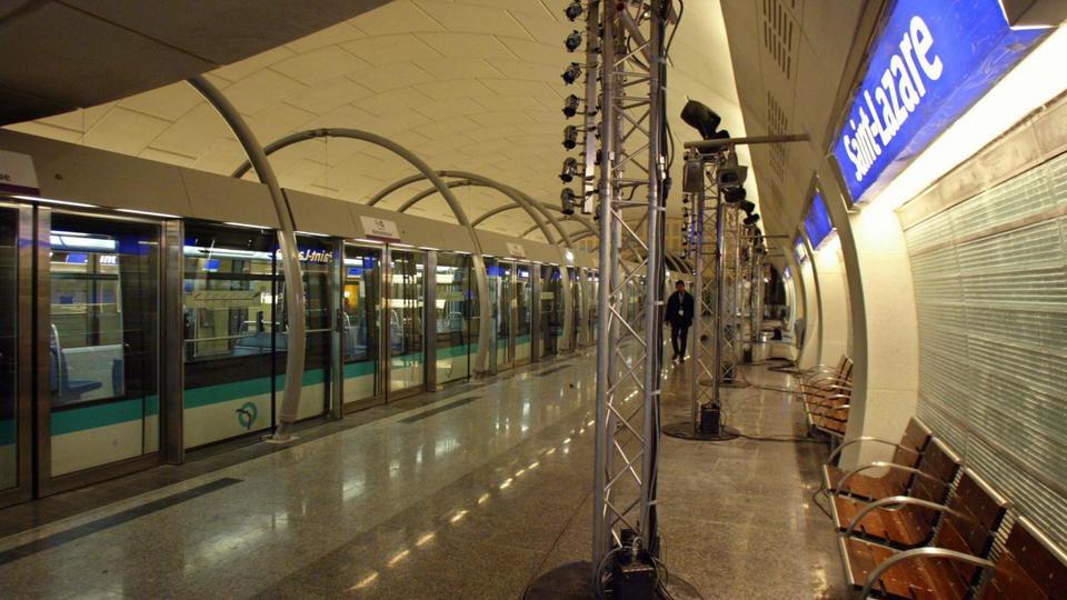 Ligne 14 du métro parisien