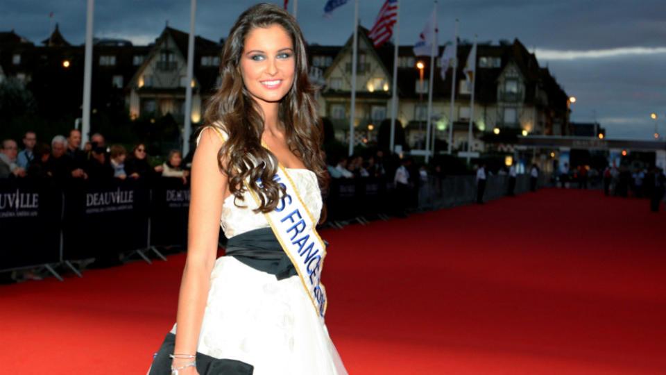 Malika Ménard, Miss France 2010.