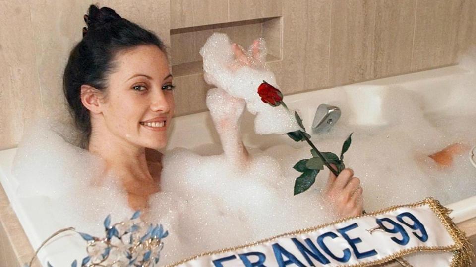 Mareva Galanter, Miss France 1999.