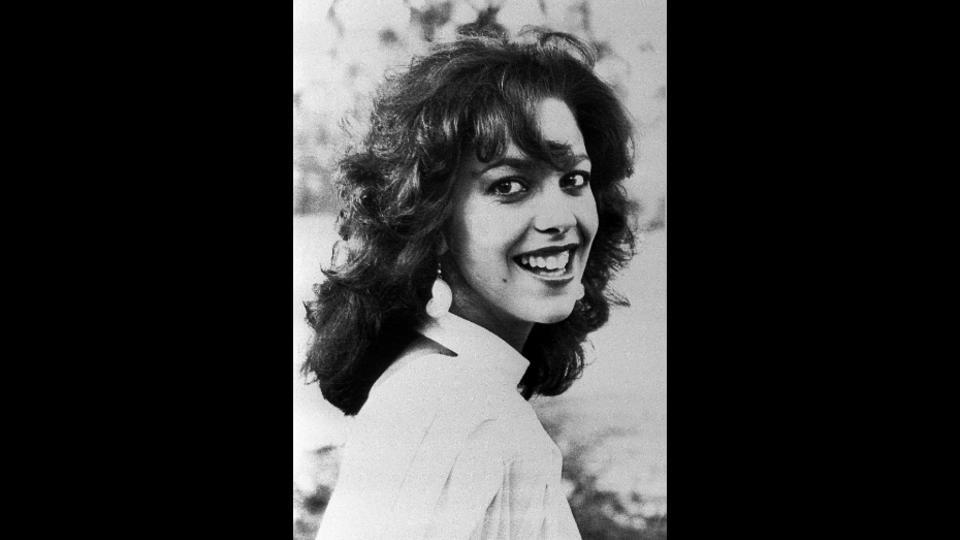 Martine Robine, Miss France 1984.