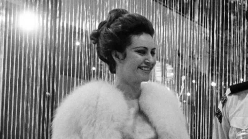 Michelle Beaurain, Miss France 1970.
