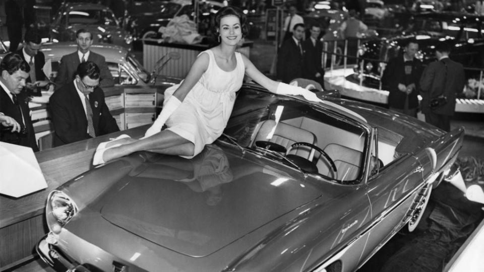 Monique Negler, Miss France 1958.