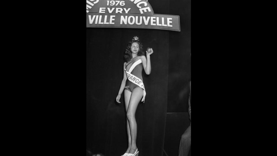 Monique Uldaric, Miss France 1976.