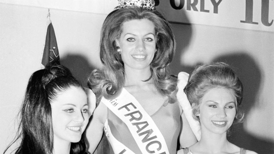 Myriam Stocco, Miss France 1971.