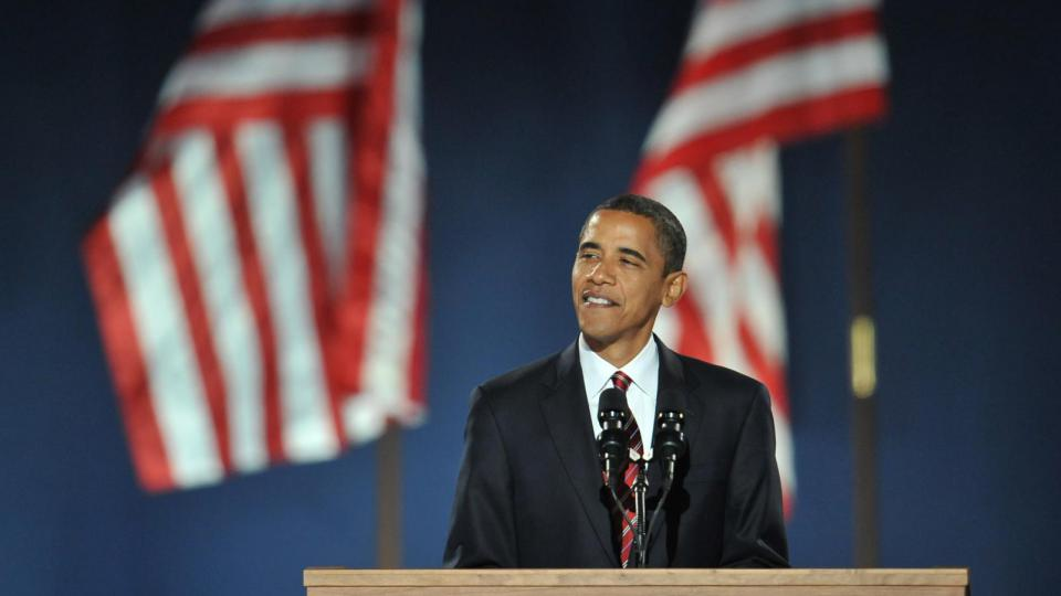 Obama devient le 44e président des Etats-Unis