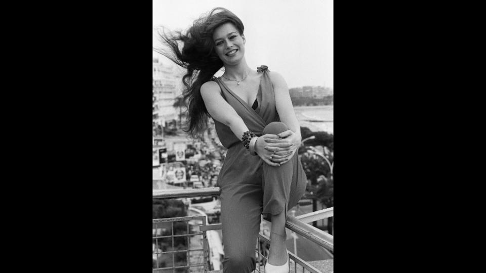 Patricia Barzyk, Miss France 1980.