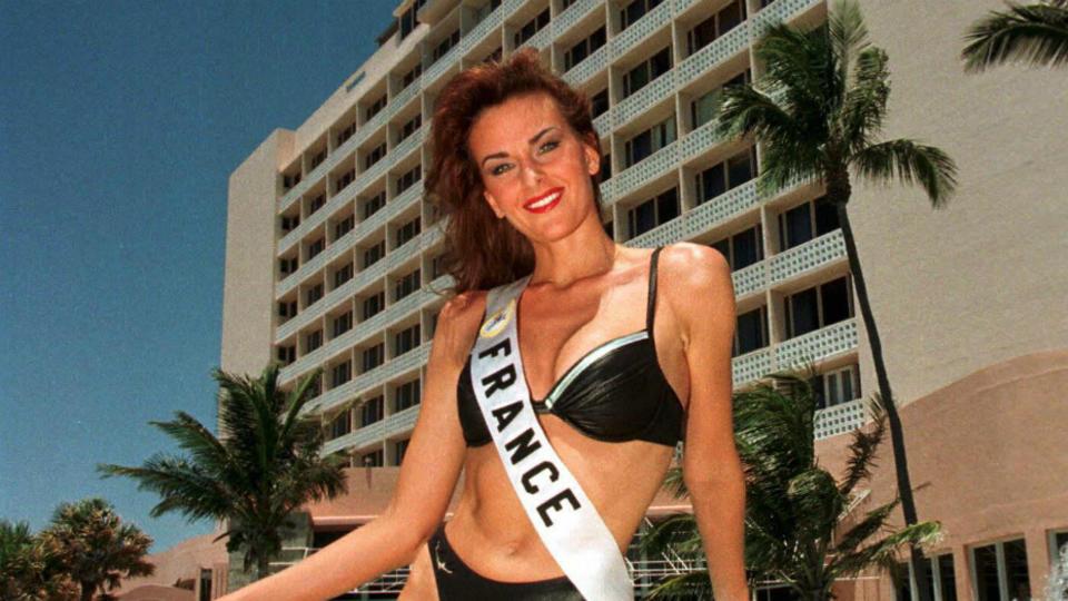 Patricia Spehar, Miss France 1997.