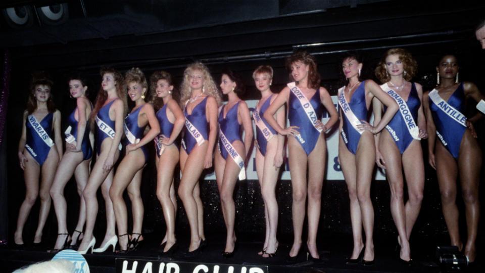 Peggy Zlotkowski, Miss France 1989.