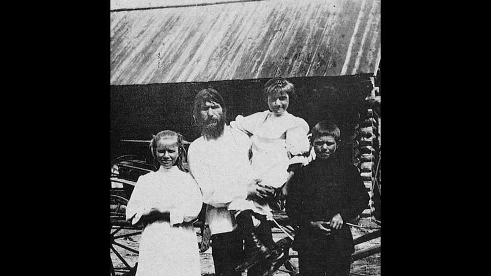 1916 : Mort du moine russe Raspoutine