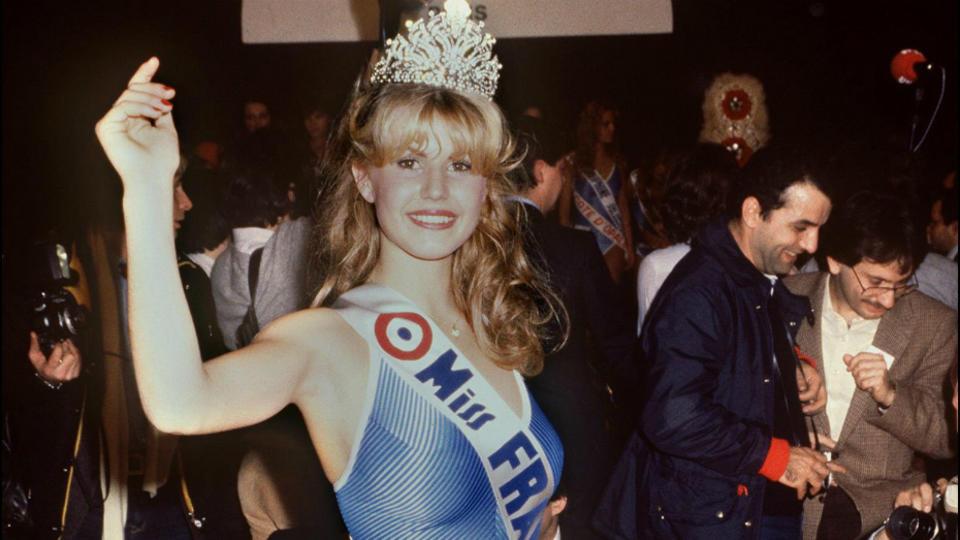 Sabrina Belleval, Miss France 1982.