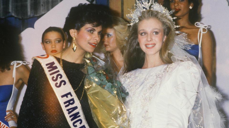 Suzanne Iskandar, Miss France 1985.