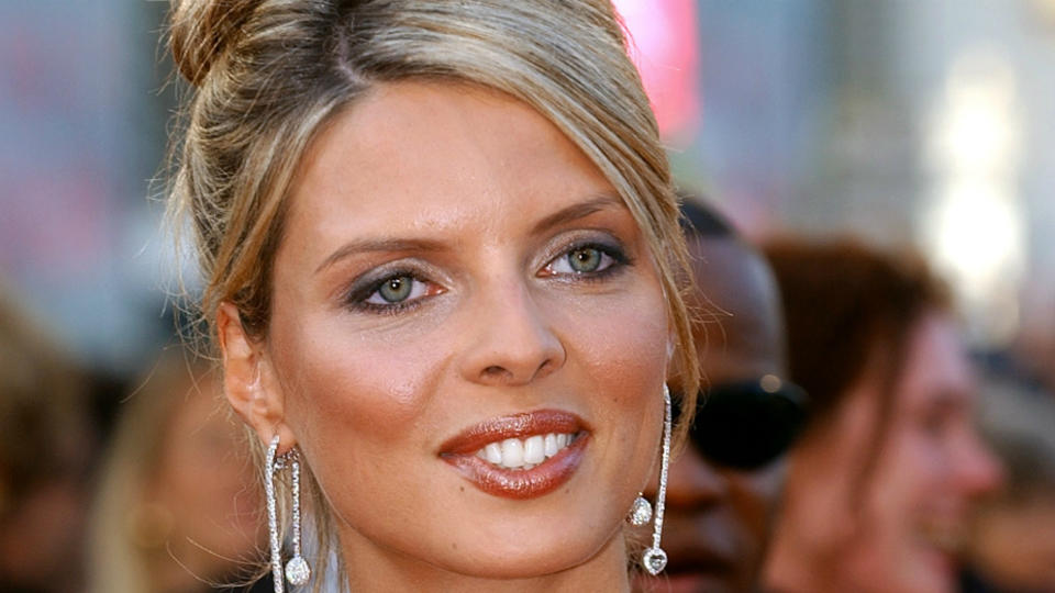 Sylvie Tellier, Miss France 2002.