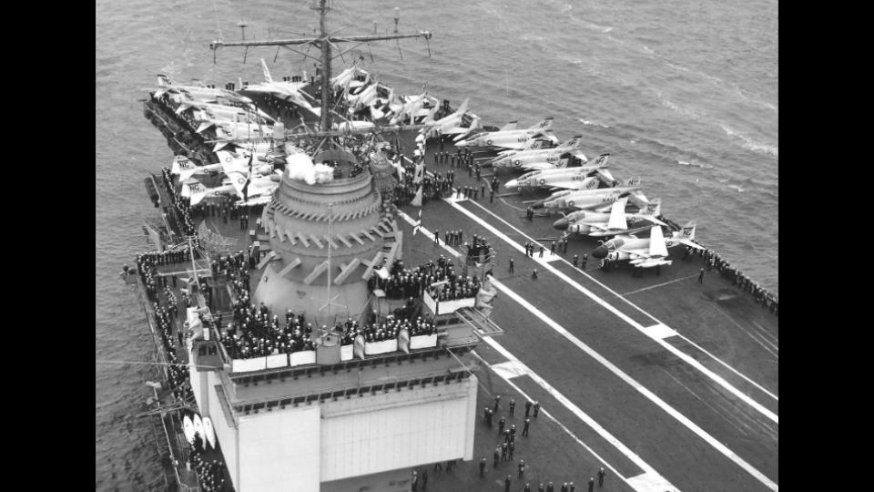 L'USS Enterprise (CVN-65)