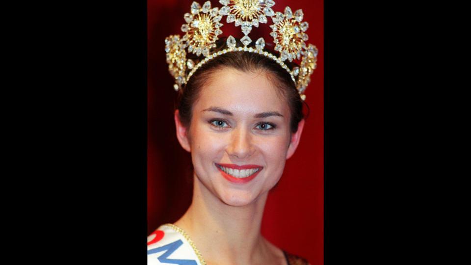 Valérie Claisse, Miss France 1994.