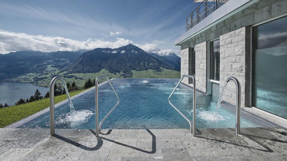 Suisse  Ef Bf Bd L H Ef Bf Bdtel Villa Honegg