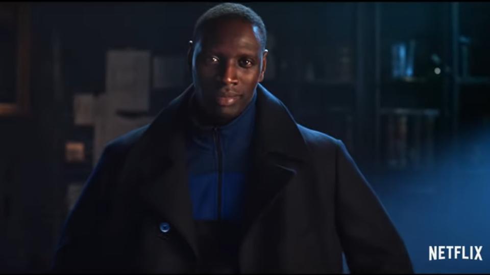Vidéo : Omar Sy se dévoile dans la bande annonce de la série «Lupin»