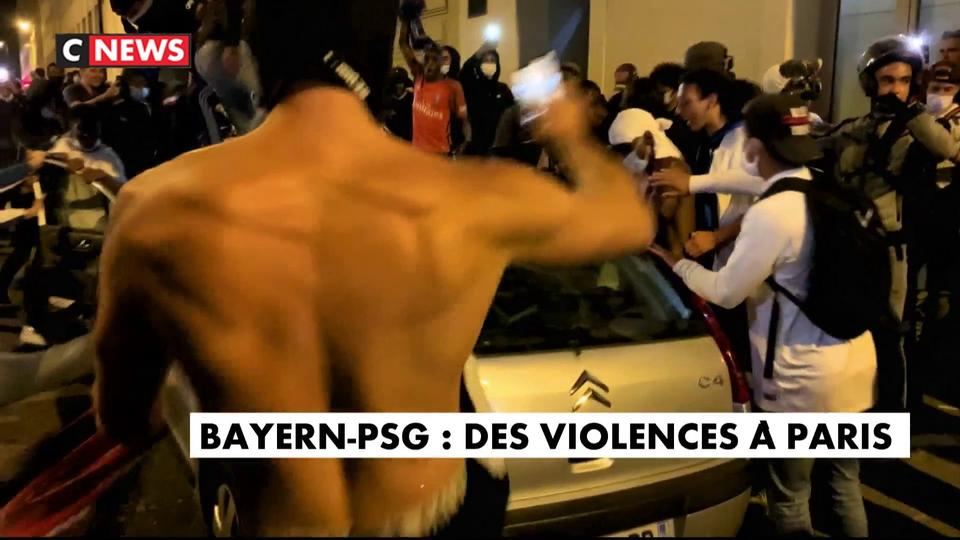 PSG - Bayern Munich : une soirée sous tension dans la capitale