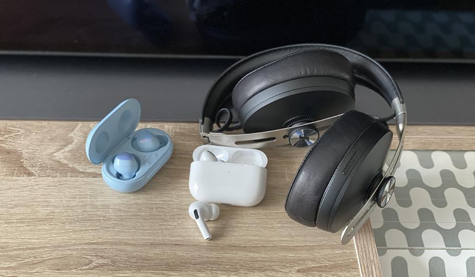 casque audio nouvelle technologie