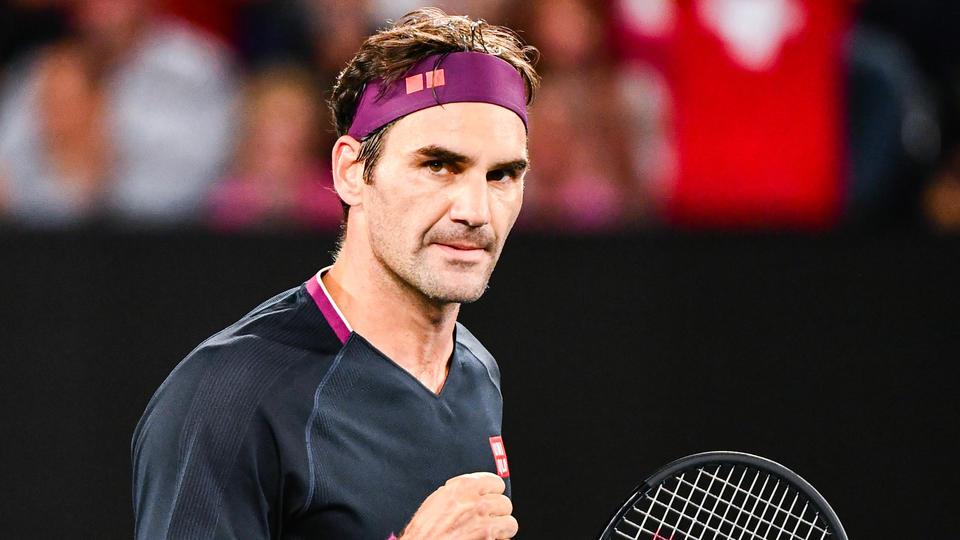 Roger Federer lance les premières sneakers à son nom | CNEWS