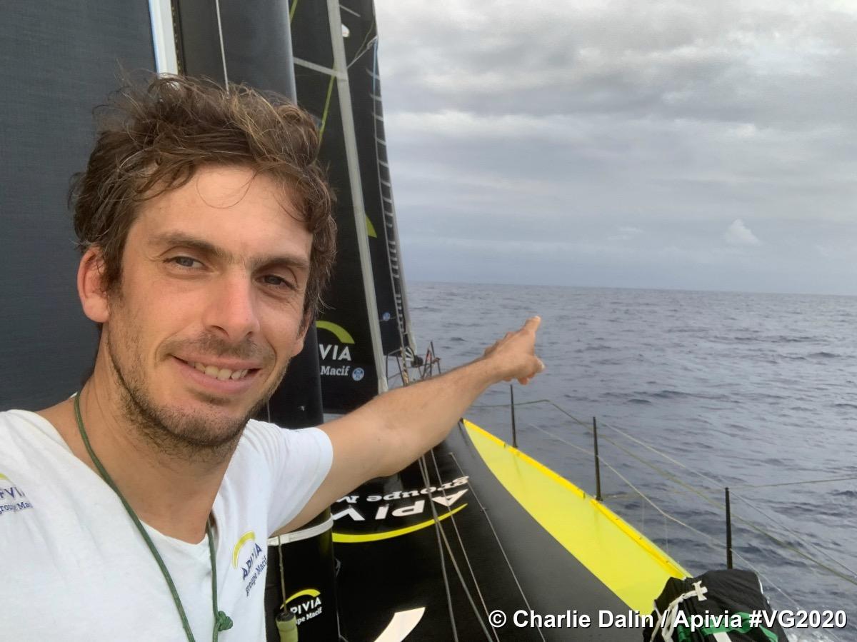 Vendée Globe 2020 : «C'est l'heure du money time», l'avis de Christopher Pratt, co-skipper Charal
