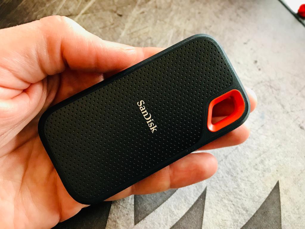 On a testé le dernier SSD Sandisk, ami...